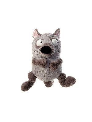 Мягкая игрушка-Волк (высота - 46 см) Original Toys. Цвет: серый