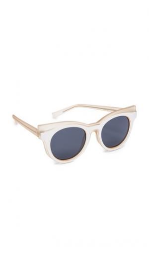 Солнцезащитные очки Edition Three от  x Le Specs Self Portrait