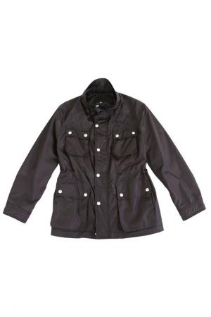 Raincoat RICHMOND JR. Цвет: black