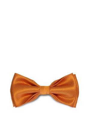 Бабочка Stefano Danotelli Дом Галстука. Цвет: оранжевый