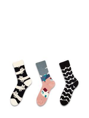 Носки Sammy Icon. Цвет: черный, белый, голубой, розовый, синий