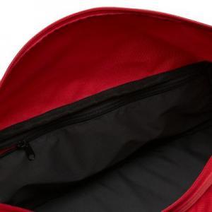 Футбольная сумка-дафл  Academy Team Hardcase (большой размер) Nike. Цвет: красный