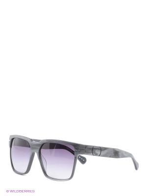 Очки солнцезащитные TM 532S 04 Opposit. Цвет: серый