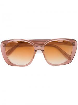 Солнцезащитные очки Monaco Prism. Цвет: розовый и фиолетовый