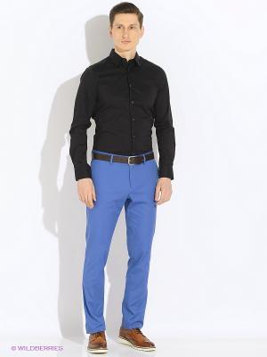 Рубашка Sisley. Цвет: черный