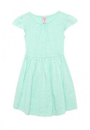Платье Sela. Цвет: бирюзовый