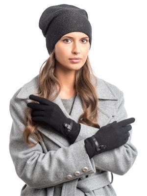 Перчатки Stilla s.r.l.. Цвет: черный