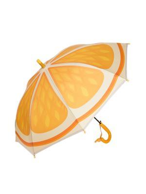 Зонт ZONT-APELSIN Mitya Veselkov. Цвет: оранжевый