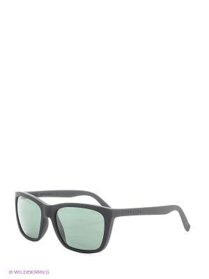 Солнцезащитные очки VL 1401 0005 PC3000 Vuarnet. Цвет: черный