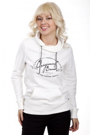 Пуловер QS. Цвет: белый