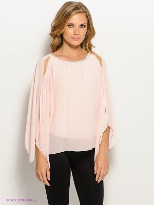Блузка New Look. Цвет: бледно-розовый