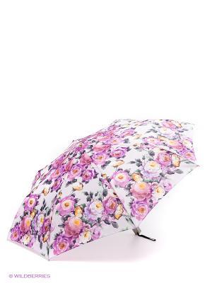 Зонт Slava Zaitsev. Цвет: сиреневый