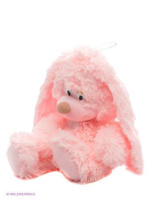 Заяц Лаврик Fancy. Цвет: розовый
