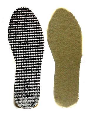 Термо стельки Eleon. Цвет: белый