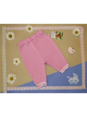 Ползунки-штанишки Рыжий Лис. Цвет: лиловый