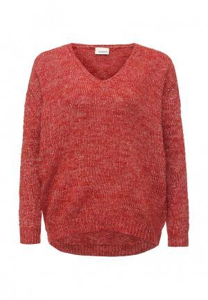 Пуловер Rodier. Цвет: красный