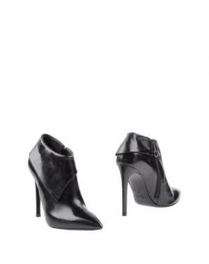 Ботинки GIANCARLO PAOLI. Цвет: черный