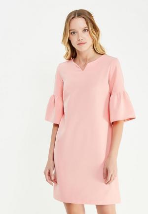 Платье Mankato. Цвет: розовый