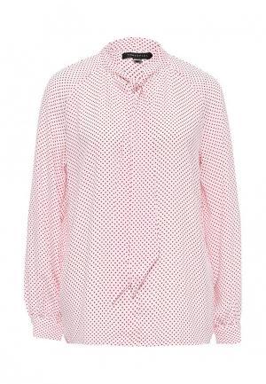 Блуза Cortefiel. Цвет: розовый