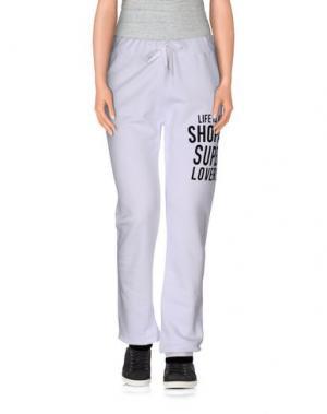 Повседневные брюки SHOP ★ ART. Цвет: белый