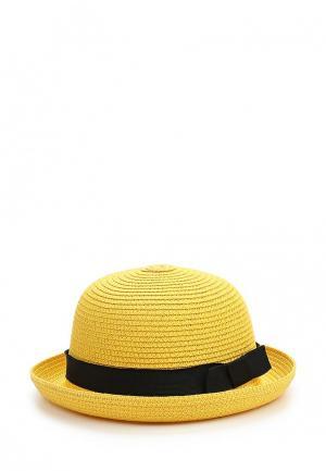 Шляпа Kawaii Factory. Цвет: желтый