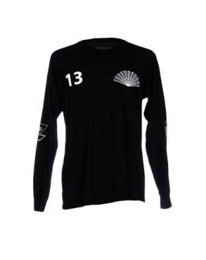 Футболка #BEENTRILL#. Цвет: черный