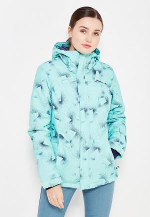 Куртка горнолыжная O`Neill. Цвет: голубой