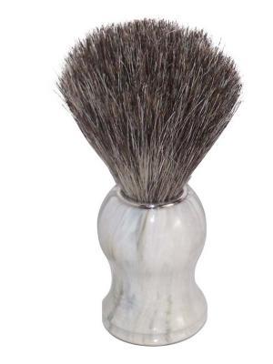 Помазок для бритья MONDIAL. Цвет: светло-серый