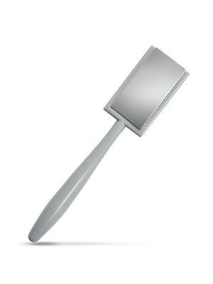Магнит для гель-лака SOLOMEYA. Цвет: серый, серо-зеленый, серебристый