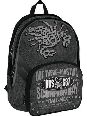 Рюкзак Scorpion Bay. Цвет: серый