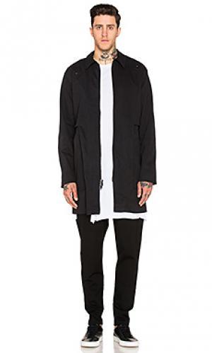 Куртка baldric Drifter. Цвет: черный