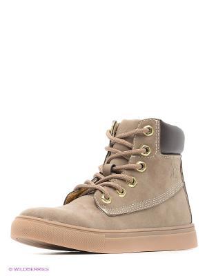 Ботинки XTI. Цвет: темно-серый