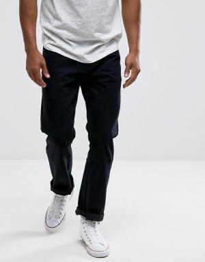Loyalty & Faith Черные джинсы прямого кроя and Konfer. Цвет: черный