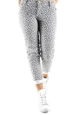 Pants 525. Цвет: white