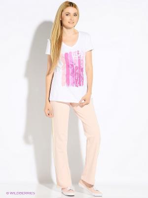 Спортивные брюки U.S. Polo Assn.. Цвет: розовый