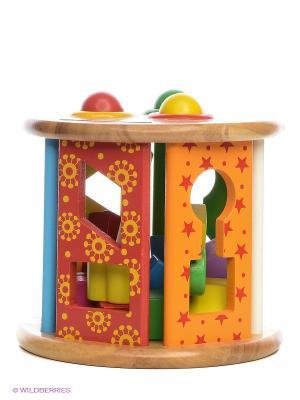 Цилиндр Папа Карло. Цвет: красный, желтый, зеленый, голубой