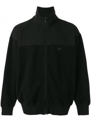Толстовка на молнии Inout Adidas Originals By Alexander Wang. Цвет: чёрный
