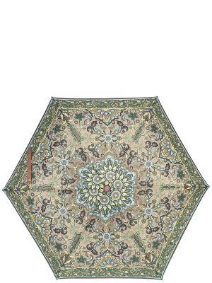 Зонт Labbra. Цвет: серо-коричневый, светло-голубой, серый