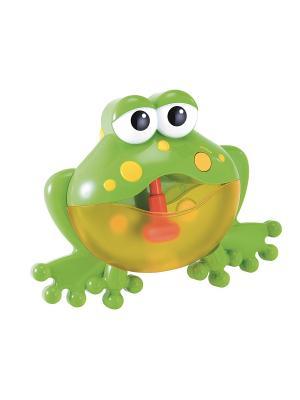 Машина для создания мыльных пузырей Лягушка ELC. Цвет: зеленый