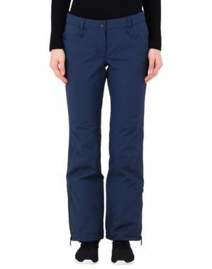 Лыжные брюки ROSSIGNOL. Цвет: темно-синий
