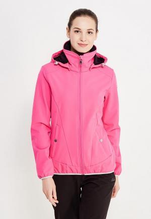 Куртка Luhta. Цвет: розовый