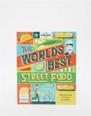 Books Книга Worlds Best Street Food. Цвет: мульти