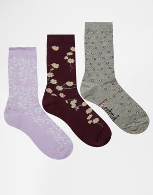 Lovestruck 3 пары носков