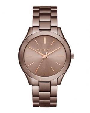 Наручные часы MICHAEL KORS. Цвет: свинцово-серый
