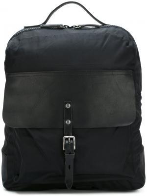 Рюкзак Ian с круговой молнией Ally Capellino. Цвет: чёрный