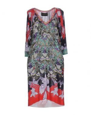 Короткое платье CUSTO BARCELONA. Цвет: фиолетовый