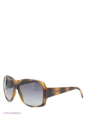 Очки солнцезащитные IS 06-021 64P Enni Marco. Цвет: коричневый