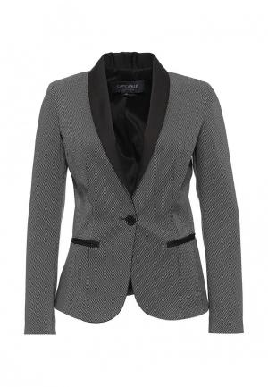 Пиджак Camomilla. Цвет: серый