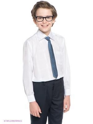 Рубашка Bronnse. Цвет: белый
