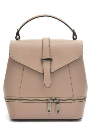 Backpack ANNA LUCHINI. Цвет: pale pink
